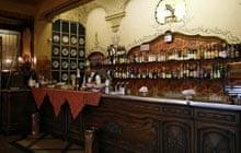 Aperitivo tradition in Turin: Caffe Torino