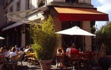 Paris cafes: Pause Cafe