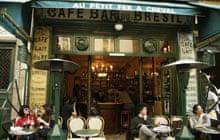 Paris cafes: Petit Fer a Cheval