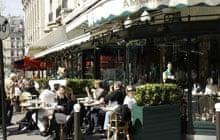 Paris cafes: Le Select
