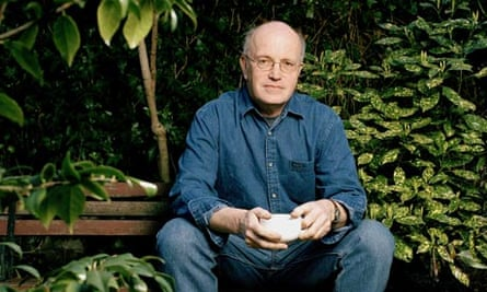 Iain Sinclair, writer at home in Hackney