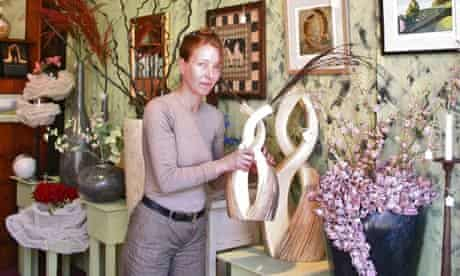 Julia Blazer's designs for Oh! shop in Wales