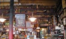 La Ardosa bar, Madrid