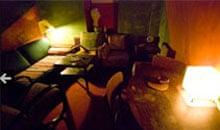 Basama tearoom, Prague