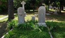 Protestant Cemetery in Rome