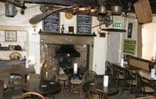 White Lion Inn, Cray, Yorkshire Dales