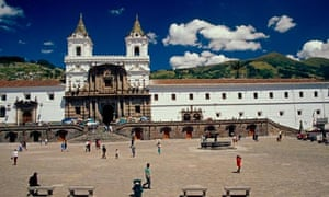 8c658a05 Quito restored to its former splendour | Travel | The Guardian