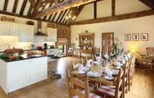 Cromwells Manor farm stay, Cheshire