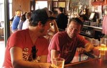 Johnny Brenda's taverna in Philadelphia, US