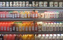 Lancaster County Dairy at the Reading Terminal Market Philadelphia