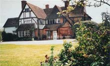 North Moreton House, Oxfordshire