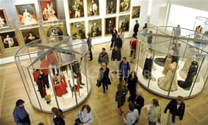 An exhibition at the Hermitage Amsterdam museum