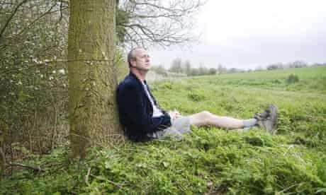 Comedian Arthur Smith takes a walk round Gainsborough country