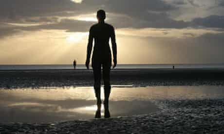 England - Crosby - Sculptures - gormley - anthony
