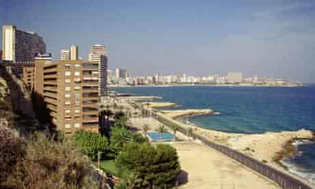 Hotel Albahía, Alicante, Spain