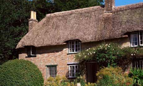 Thomas Hardy's cottage, Bockhampton, near Dorchester, Dorset