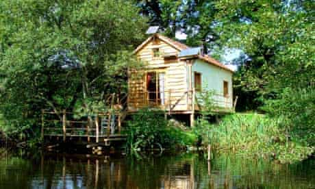 Fisherman's Cabin, Angoulême, France