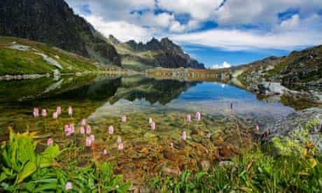 Starolesnianske lake, Tatra Mountains, Slovakia