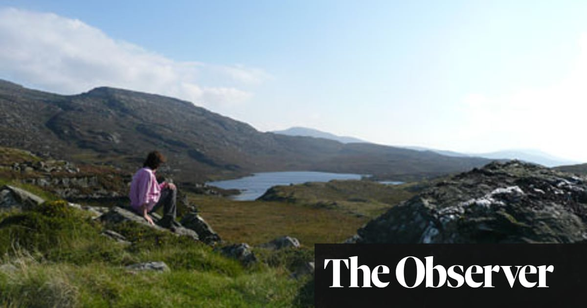 Rhiannon Batten finds peace in Wales: 'High summer - and I've got