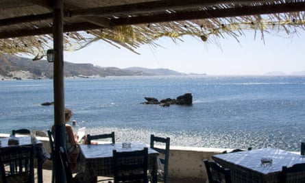 Taverna Agia Fotina, Kerames, Rethymno, Crete