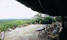 Ethno-tourism: Il Ngwesi lodge, Kenya