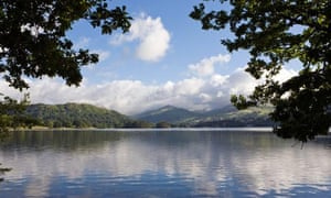 """Lake windermere, Lake District"""