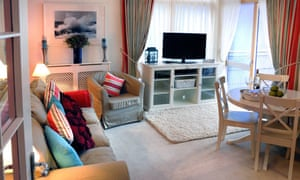 Bluegrass holiday flat, Northumberland
