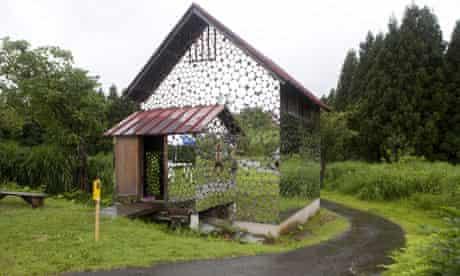 Japan's Echigo-Tsumari outdoor art festival