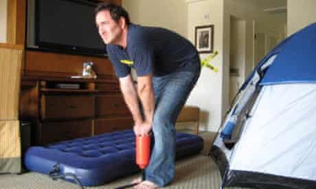 Mike Hodgkinson in Rancho Bernardo Inn, California