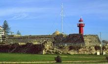 Figueira da Foz Lighthouse, Portugal