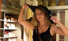 Rebecca Seal shopping in Barcelona