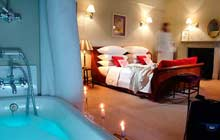 Cosy hotels: No 12, Cirencester, Gloucestershire