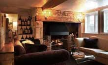 Cosy hotels: The Wheatsheaf, Combe Hay, Somerset