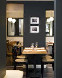 Joseph Benjamin restaurant, Chester, UK