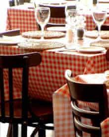 Chez Jules restaurant, Chester, UK