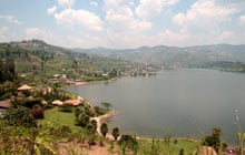 Lake Kivu. Image shot 09/2007. Exact date unknown.