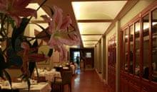 Interior of Asitane Restaurant, Istanbul