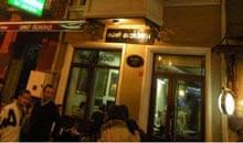 Exterior of Umut Ocakbasi restaurant, Istanbul