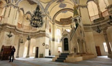Little Hagia Sophia interior