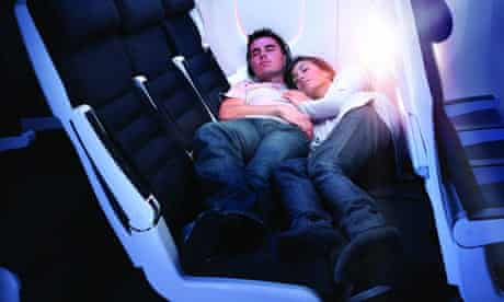 Seats on Air New Zealand