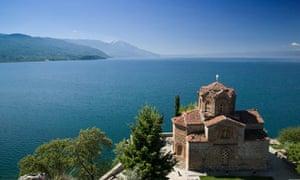 Macedonia, Ohrid, Ioan Kaneo