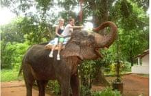 Kerala, Caroline Phillips' daughters