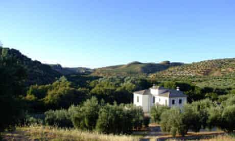 View of Casa Olea