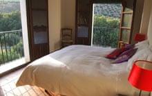 Bedroom at Casa Olea