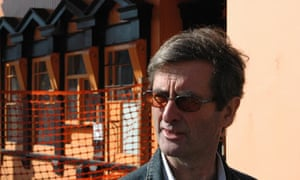 Author Richard Rayner in LA