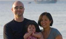 The Woodward family, Thailand