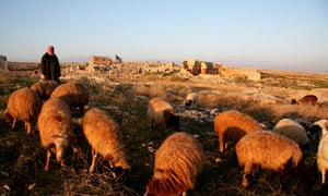 Serjilla, one of the Dead Cities of Syria
