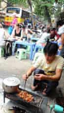 Bun Chah, Hanoi