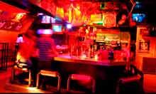 Roppongi bar, Tokyo