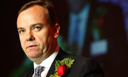 Stuart Gulliver, HSBC CEO